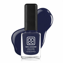 Load image into Gallery viewer, Nail Polish Deep Sea Blue Navy