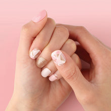 Load image into Gallery viewer, Pink Champagne Insta Gel Nail Strips