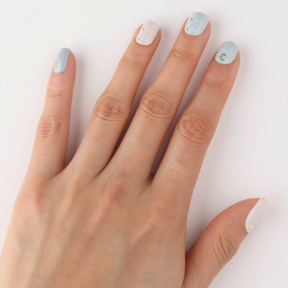 Sweet Dream Insta Gel Nail Strips