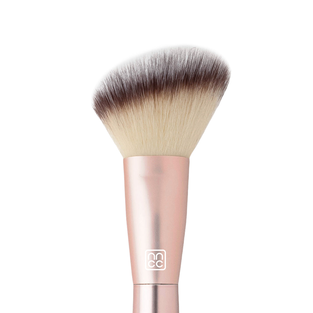 AirFair Angled Powder Brush #902 Soft Slanted Synthetic Fiber