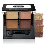 Eyeshadow Quad Palette cruelty free eyeshadow palette