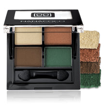 Load image into Gallery viewer, Eyeshadow Quad Palette Retro