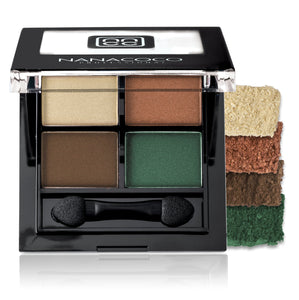 Eyeshadow Quad Palette Retro