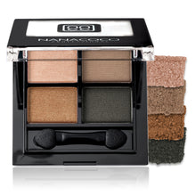 Load image into Gallery viewer, Eyeshadow Quad Palette Smoky