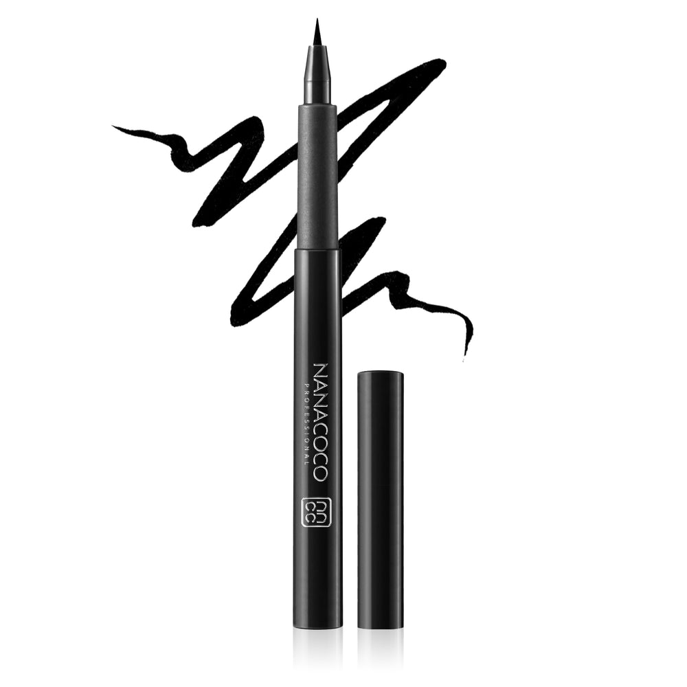 The Finest Liquid Eyeliner – Black
