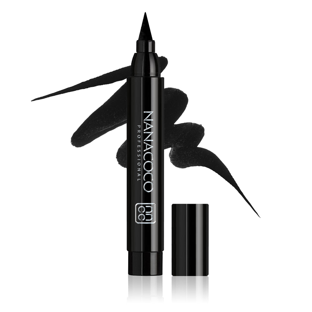 The Boldest Liquid Eyeliner Balck