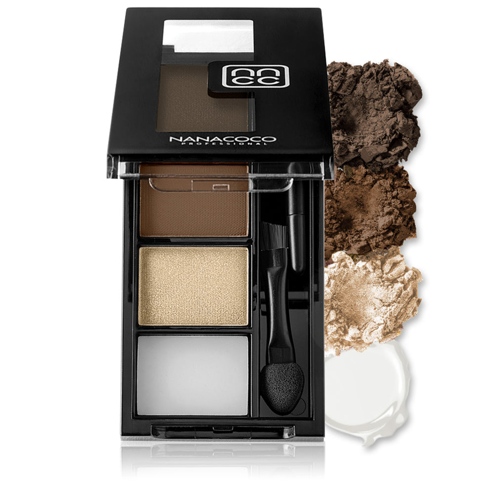 Browstylers Powder Kit cruelty free brow makeup
