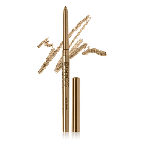 Nanacoco Long Wear Eyeliner Gold