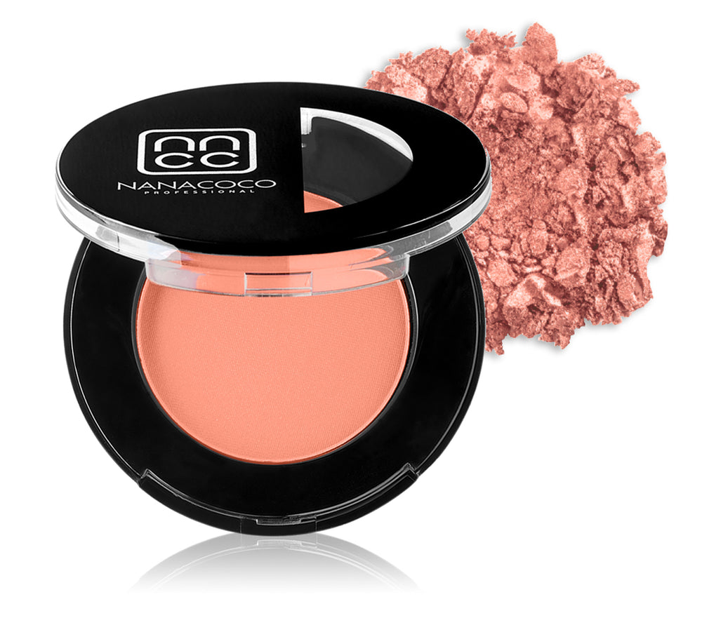 HD Pressed Blush vegan makeup product