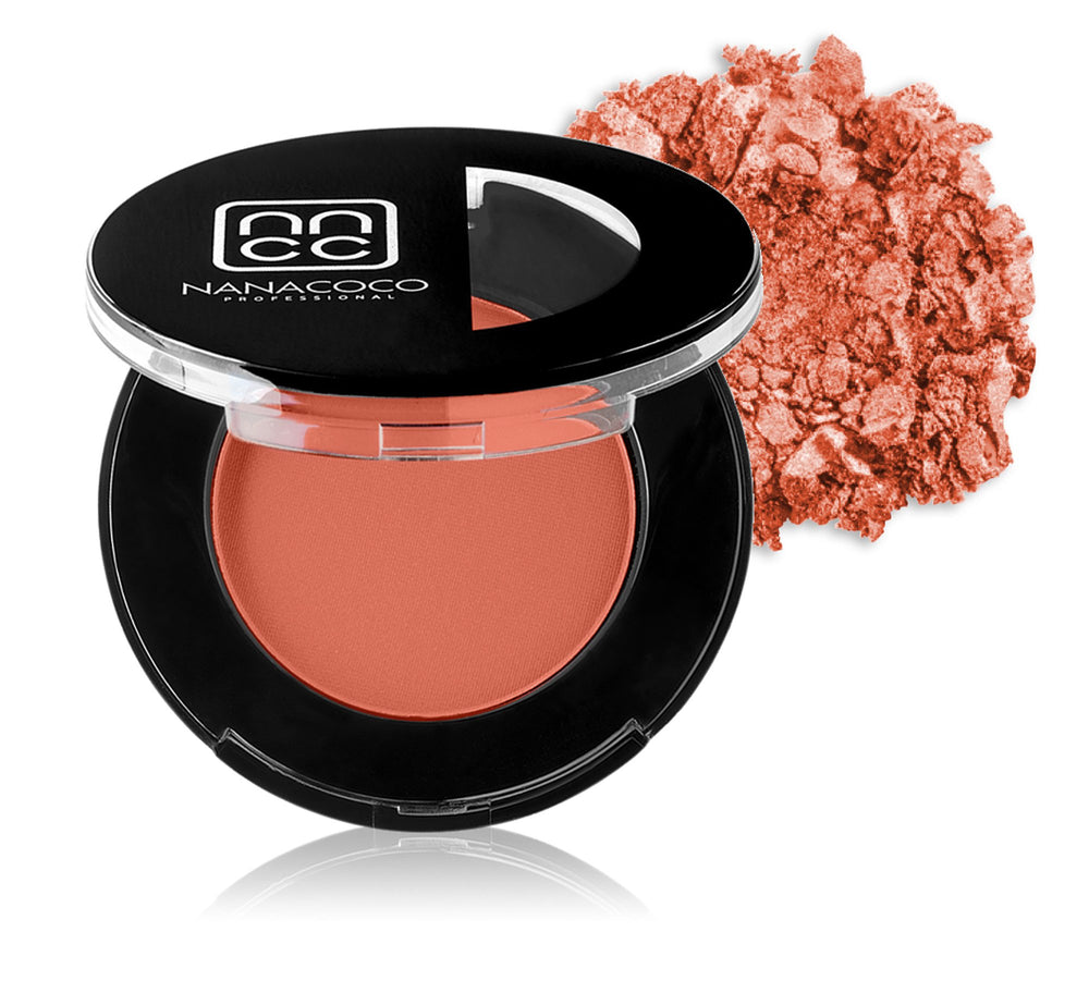 HD Pressed Blush Pink Coral
