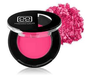 HD Pressed Blush Fuschia