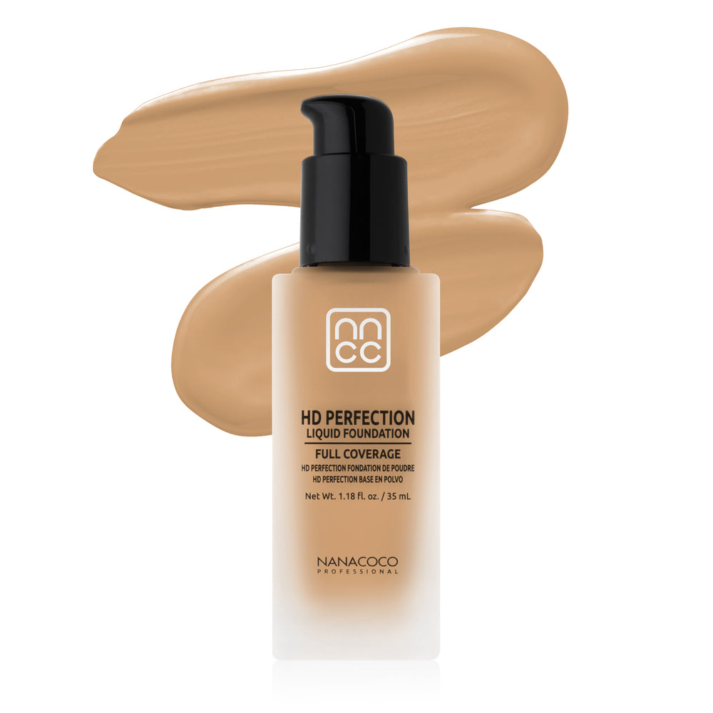 HD Perfection Liquid Foundation Peach Ivory