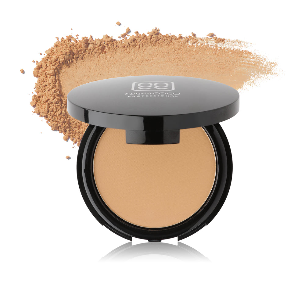 HD Perfection Powder Foundation Peach Ivory