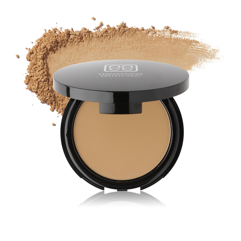 HD Perfection Powder Foundation Golden Ivory