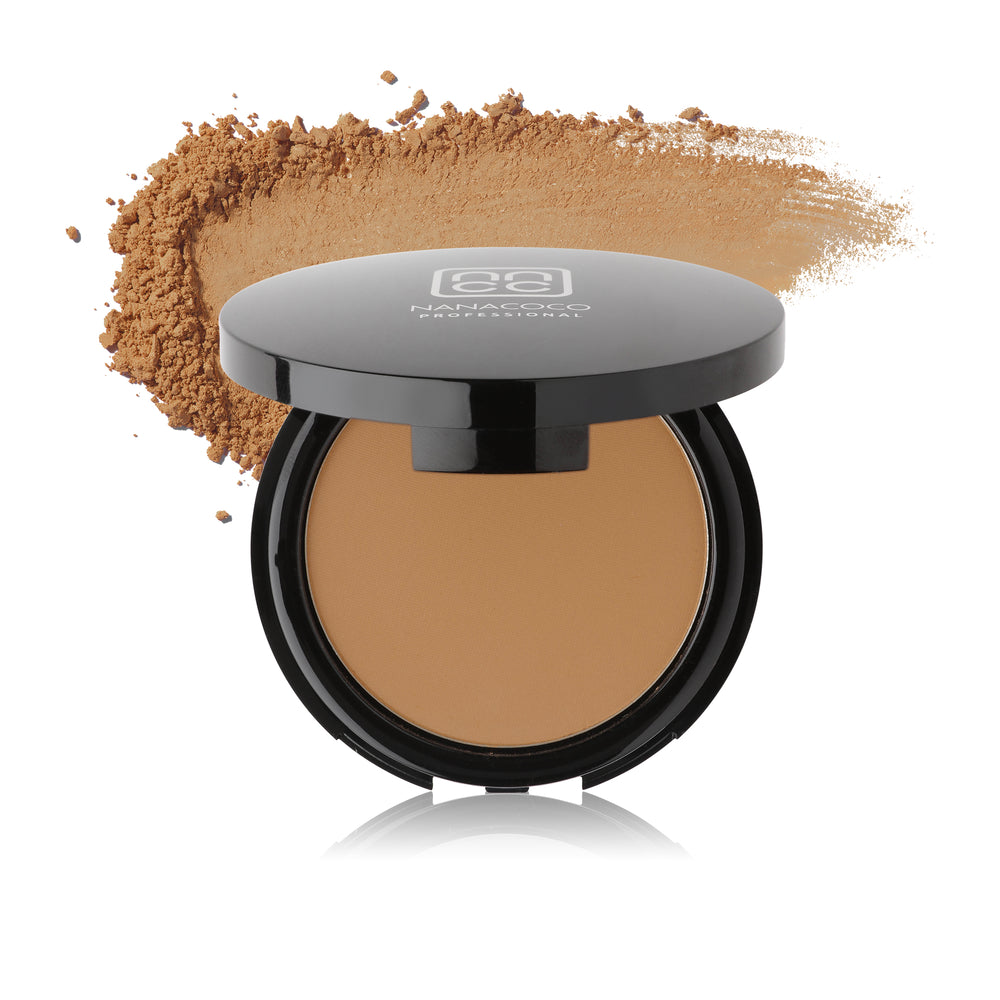 HD Perfection Powder Foundation Honey