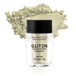 Glitzn Face & Body Pigment Lemon