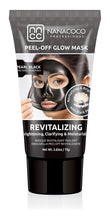 Load image into Gallery viewer, Black Pearl Revitalizing Peel Off Glow Mask Pearl Black