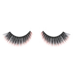 Eyelashes Premium Extreme Orange 3D Leah