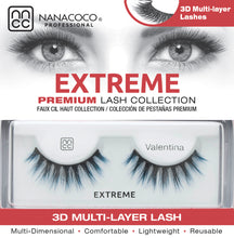 Load image into Gallery viewer, Extreme Lashes – Valentina (Blue 3D)