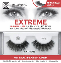 Load image into Gallery viewer, Extreme Lashes – Mia (4D)