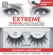 Load image into Gallery viewer, Extreme Lashes – Nora (4D)