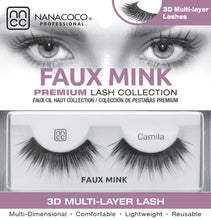 Load image into Gallery viewer, Faux Mink Lashes – Camila
