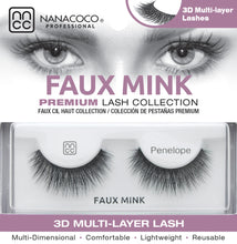 Load image into Gallery viewer, Faux Mink Lashes – Penelope