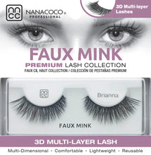 Load image into Gallery viewer, Faux Mink Lashes – Brianna