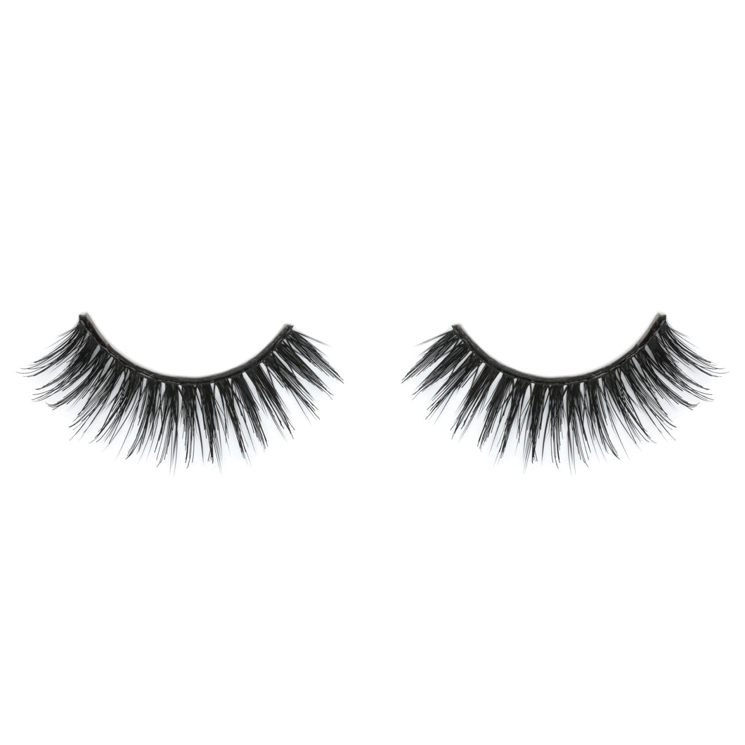 Eyelashes Premium 3D Volume black Melanie