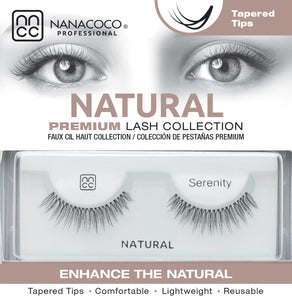 Natural Lashes – Serenity
