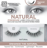 Natural Lashes – Victoria