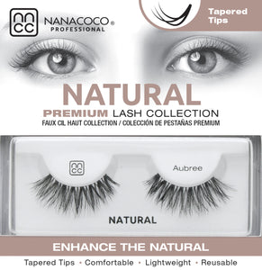 Natural Lashes – Aubree