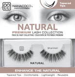 Natural Lashes – Shannon