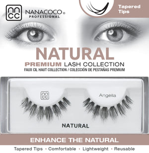 Natural Lashes – Angella