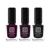 Nanacoco Professional Vegan and Cruelty Free After Dark Nail Lacquer Set