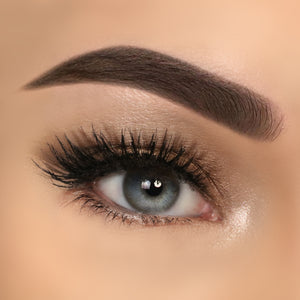Eyelashes Premium Natural black Aubree