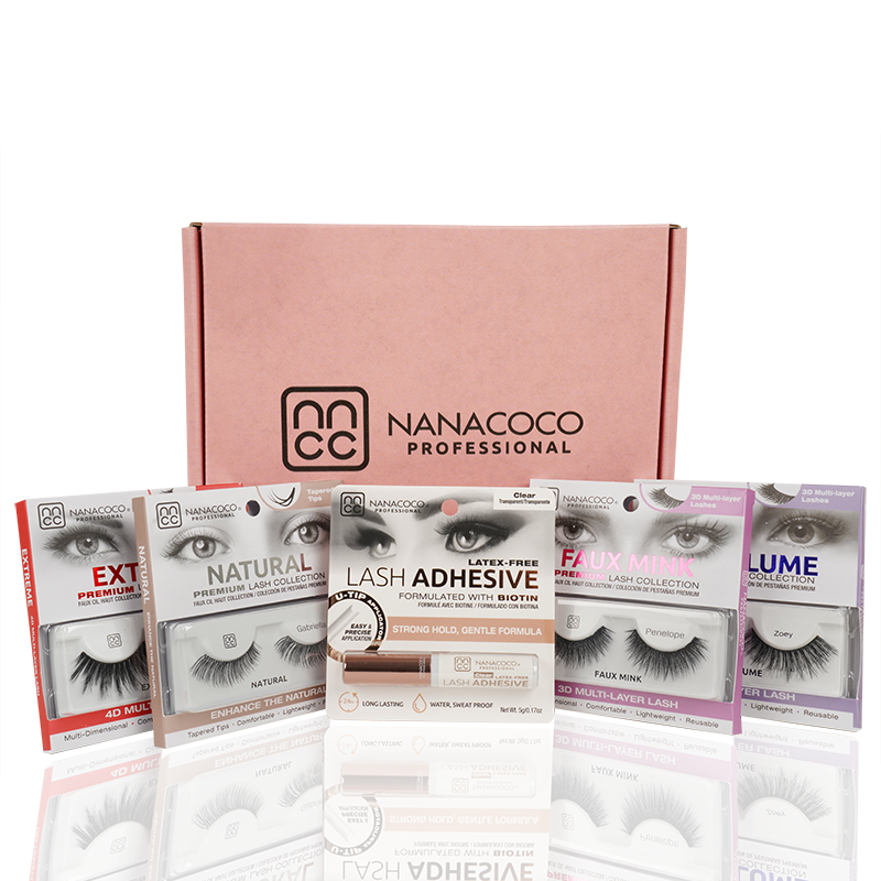 All You Need is Lash Set