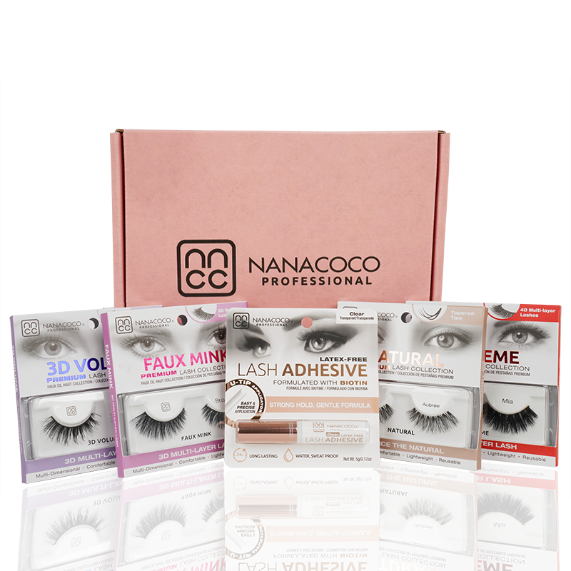 Face the Lash Set