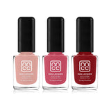 Nanacoco Professional Vegan and Cruelty Free Love Letter Nail Lacquer Set