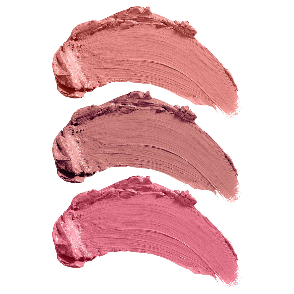 Sweet Dreams Lipstick Trio Swatches