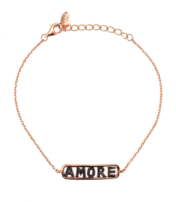 AMORE | ARMBAND | 925 STERLING SILBER