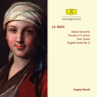 BACH: Keyboard Works - Angela Hewitt