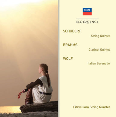 SCHUBERT: String Quintet in C / BRAHMS: Clarinet Quintet / WOLF: Serenade - Fitzwilliam String Quartet
