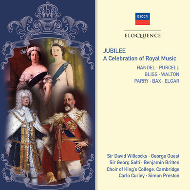 Jubilee: A Celebration of Royal Music - Choir of St. John's, King's College Choir, English Chamber Orchestra and More