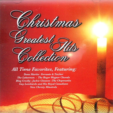 CHRISTMAS GREATEST HITS COLLECTION: Ferrante & Teicher, New Christy Minstrels, Jackie Gleason, Les Paul