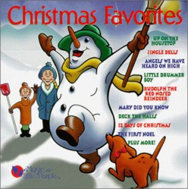 CHRISTMAS FAVORITES: Up On The Housetop, Jingle Bells, Little Drummer Boy + 10 more