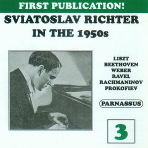 RICHTER IN THE 1950'S - VOLUME 3 (2 CDS)