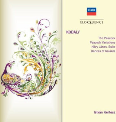 KODALY: ORCHESTRAL WORKS - KERTESZ, LONDON SYMPHONY ORCHESTRA AND CHORUS