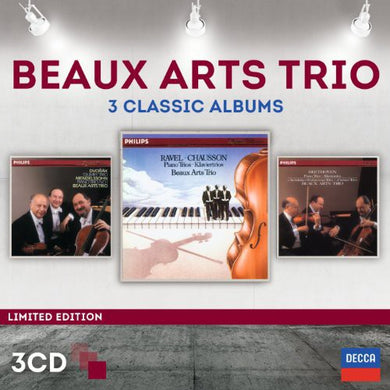 BEAUX ARTS TRIO - THREE CLASSIC ALBUMS (3 CDS)