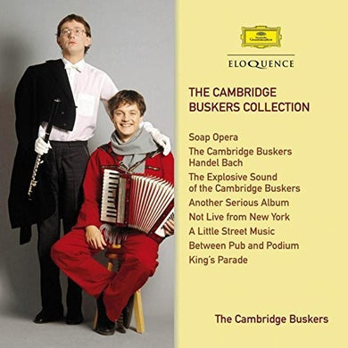 CAMBRIDGE BUSKERS COLLECTION (4 CDS)